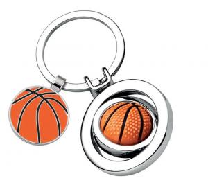 Portachiavi Basket Pallacanestro cm.7,6x3,5x1h