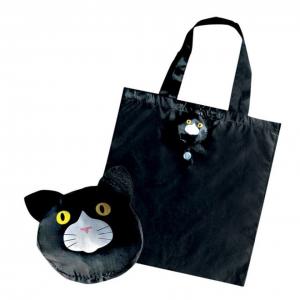 Shopper gatto cm.43x40x0,2h
