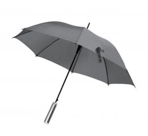 Ombrello grigio automatico cm.85h diam.103