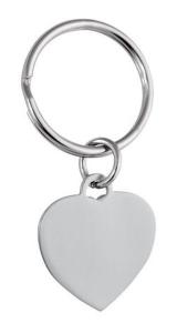 Pendente cuore silver cm.5,2x2,5x0,5h