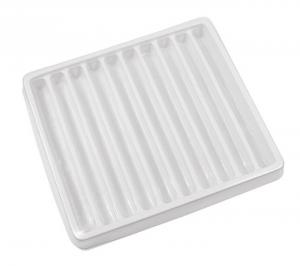Espositore trasparente per penne cm.15,5x17x1,5h