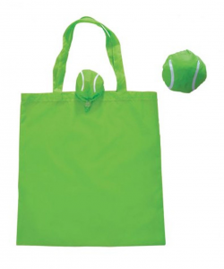 Shopper palla da tennis cm.43x40x0,2h