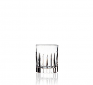 Bicchieri da Liquore in Cristallo stile Timeless Rcr Set 6 pezzi cm.6h diam.5