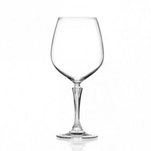 Calice Vino Burgundy stile Glamour Rcr Set 6 pezzi cm.24,2h