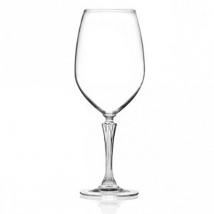 Bicchiere Calice Gran Cuvèe stile Glamour Rcr Set 6 pezzi cm.26h