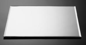Specchio quadrato Da Tavola per Buffet cm.30x30x0,2h