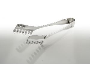 Molla spaghetti stile Inglese argentato argento sheffield Italia cm.25,5x3,5