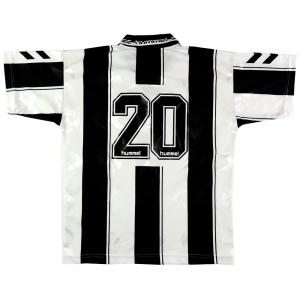 1995-96 Udinese Maglia Home L #20 Bierhoff