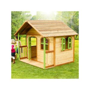 Casetta per Bambini in legno di Cedro Baita di Montagna  MILAN di AXI