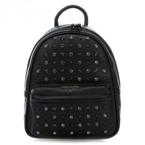 Backpack Patrizia Pepe  2V7768 A4E9 K341 New Star Black