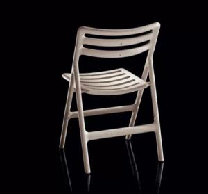 Sedia impilabile per interno/esterno Folding Magis