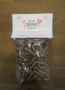 ZeroCereale Rigatoni con harina de platano. Sin gluten - Sin legumbres - Sin productos lácteos