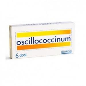 BOIRON OSCILLOCOCCINUM 200K GLOBULI 6 DOSI