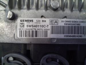 Centralina motore ECU 5WS40110C-T