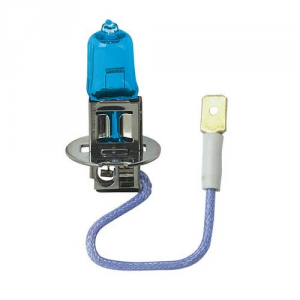 Coppia lampade H1 55 Watt effetto xenon