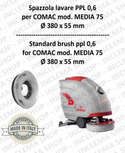 MEDIA 75 BT spazzola lavare PPL 0,6 per lavapavimenti COMAC