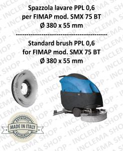 SMX 75 spazzola lavare PPL 0,6 per lavapavimenti FIMAP
