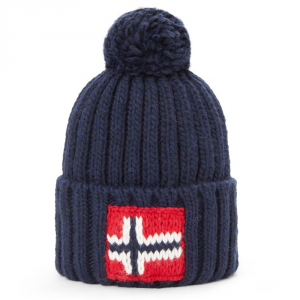 Hat Napapijri  N0YGSE BC4 MEDIUM BLU