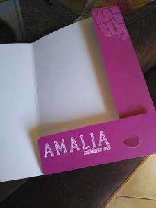 AMALIA DELUXE EDITION