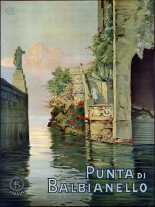 Poster su legno: Villa Balbianello