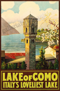 Como Loveliest lake