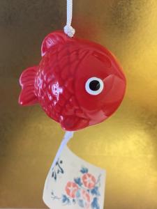 Campanella-Furin Pesce Rosso
