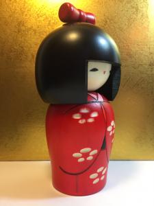 Bambola Kokeshi, Bocciolo