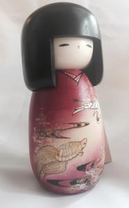Bambola Kokeshi, Chiyo Ni