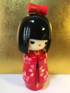 Kokeshi - Signorina Rossa