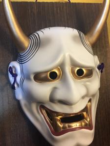 Maschera Hannya L