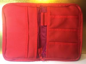 Porta Oggetti Rosso