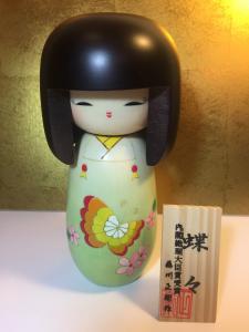 Bambola Kokeshi - Chouchou