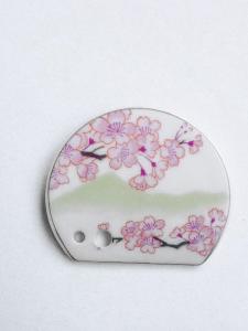 Porta Incenso, Sakura