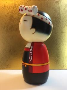 Kokeshi, Ragazza della Festa