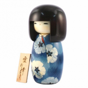 Bambola Kokesi, Amore e Felicità