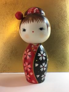 Bambola Kokeshi, Sguardo Lontano