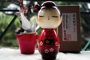Kokeshi Hanadayori