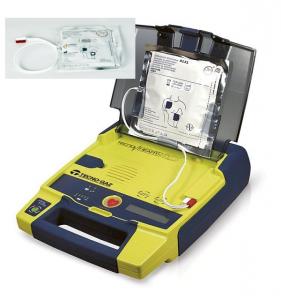 Elettrodi per Defibrillatore TECNOHEART AED S, adulto, coppia, monouso