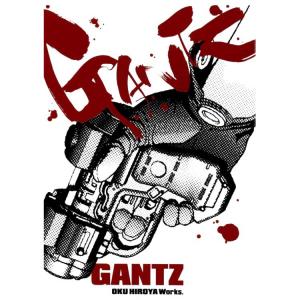gantz Hiroya oku anime manga Allien hunting white t-shirt