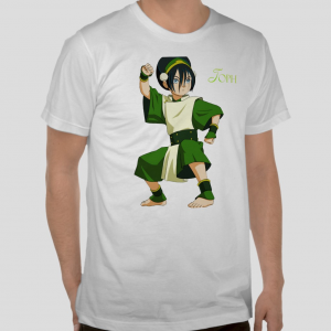 Toph Beifong the blind bandits Avatar: The Last Airbender earthbending master