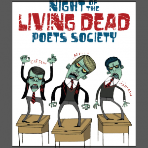 Night of The Living Dead Sociaty Ooh captain . My Captain