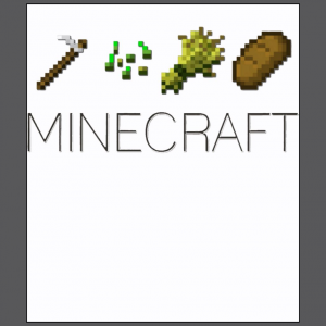 video games mine craft simple