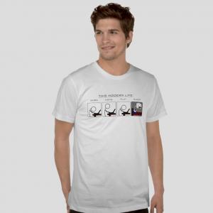 Modern Life funny geek t shirt
