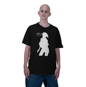 Solitude Women with attitude faye Valentine Bounty hunter bebop space ship cowboy member crew anime Black t-shirt