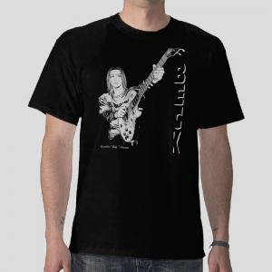 Ryosuke Minami ray member Beck Mongolian Chop Squad mcs rock band manga by harold Sakuishi Black t-shirt