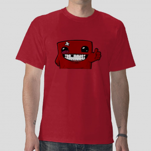 The red Meat Boy