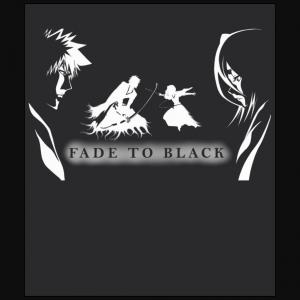 Fade to Black Bleach anime free shipping worldwide