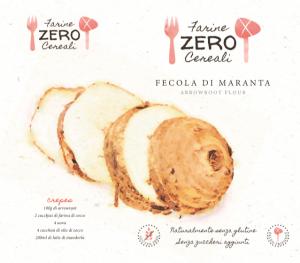 Farina di Maranta / Arrowroot Zerocereali - 500g