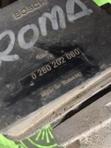 Debimetro Fiat Croma 0280202060