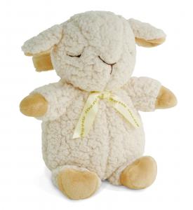 Pecora Peluche con suoni Sleep Sheep On the Go Cloud-B